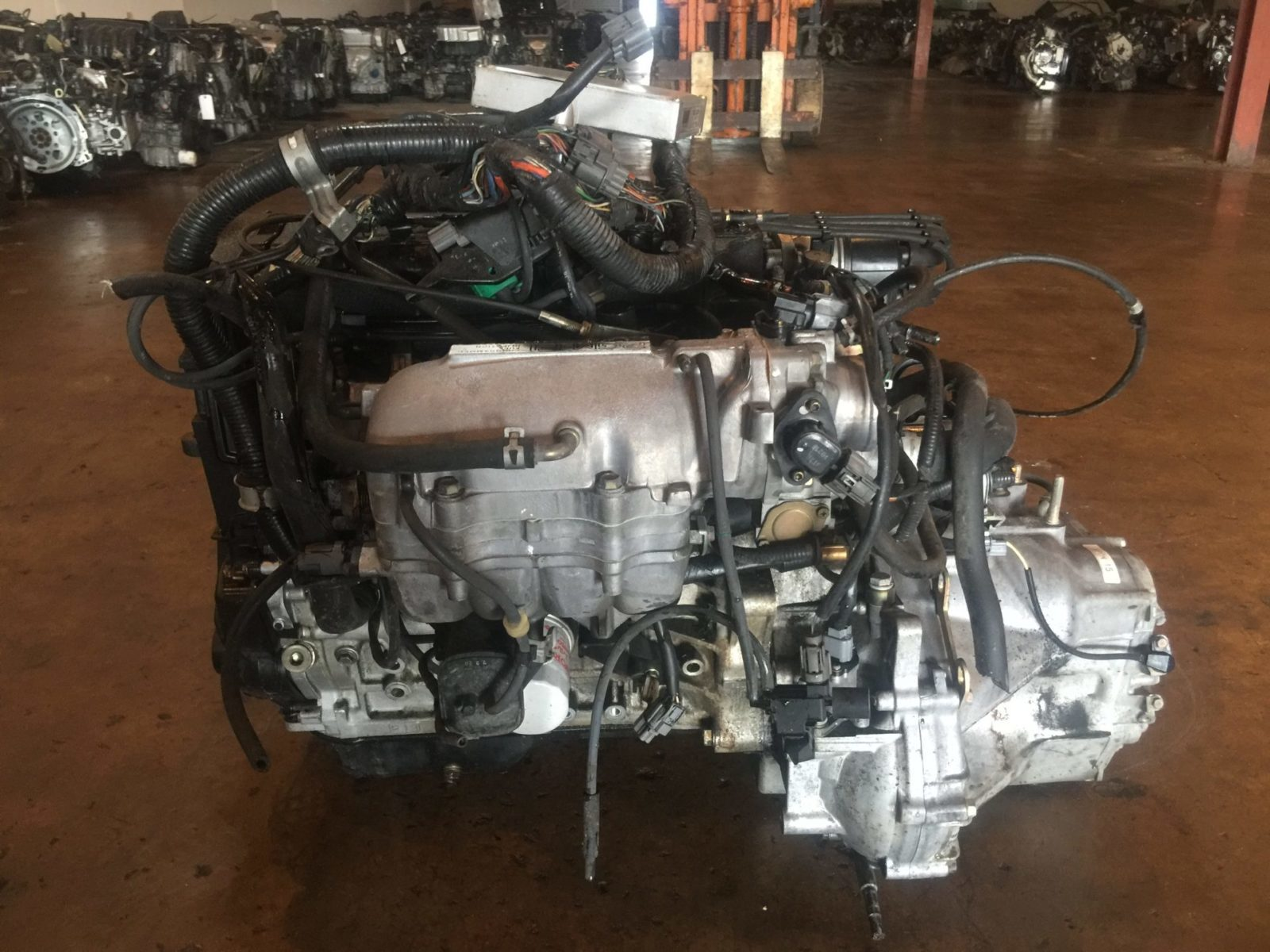 JDM H22A OBD 1 DOHC VTEC Engine & Automatic Transmission Wire Ecu 92-95 H A Engine Wiring Harness on dodge sprinter engine harness, suspension harness, oem engine wire harness, hoist harness, engine harmonic balancer, engine control module, bmw 2 8 engine wire harness,