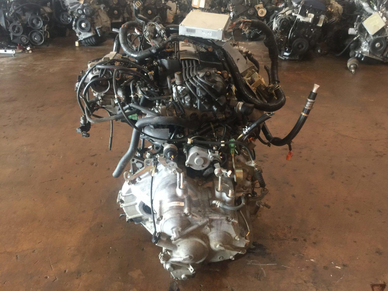 Jdm H22a Obd 1 Dohc Vtec Engine Automatic Transmission Wire Ecu 92 Wiring Harness Img 4097