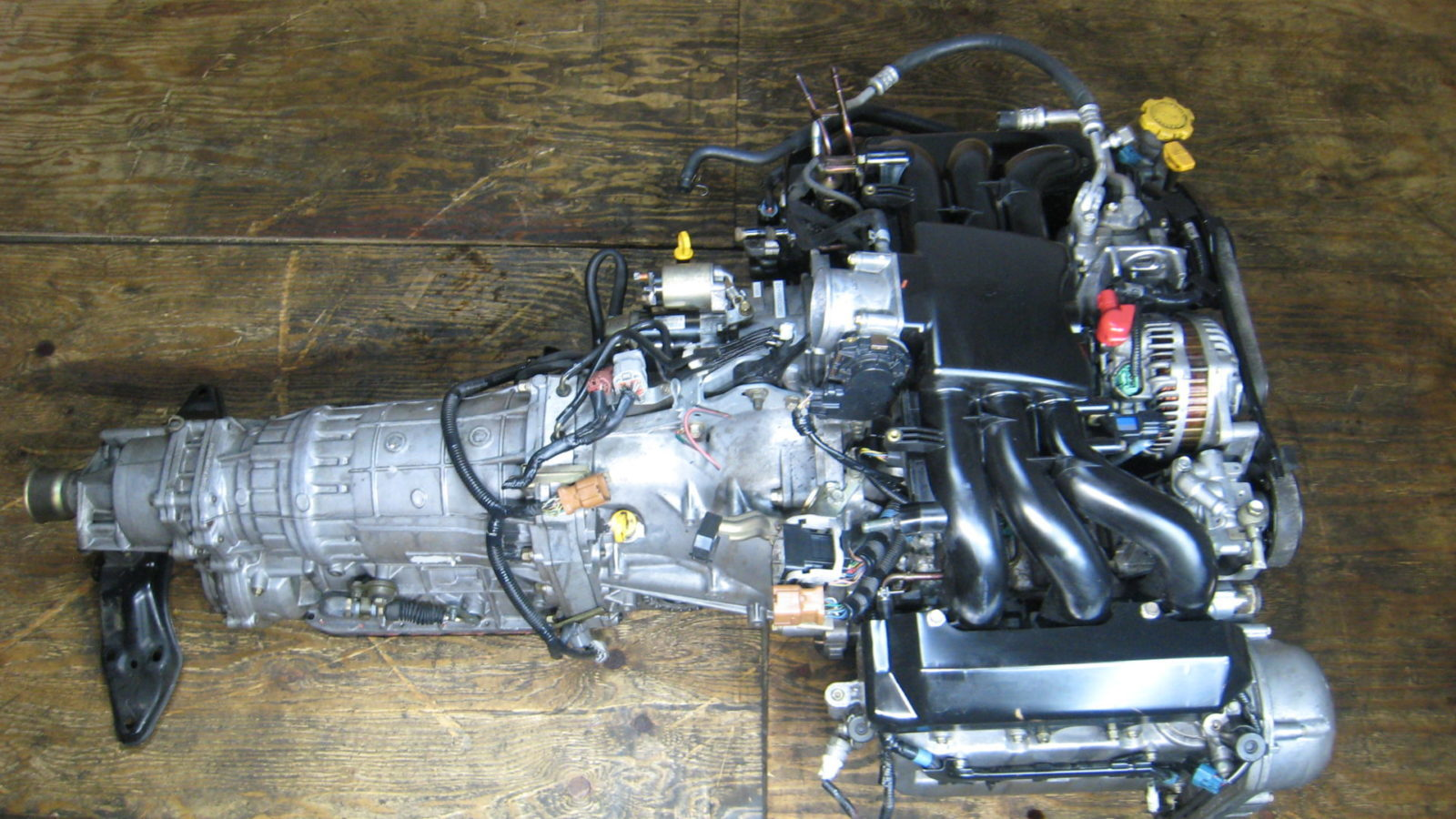 Subaru Ez30 3 0l Legacy Outback Tribeca Engine Only
