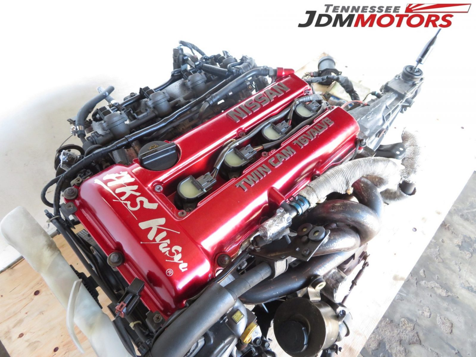 Jdm Sr20det Engine 5 Speed Nissan S13 Sr20 Turbo 180sx Silvia 240sx Tennessee Jdm Motors