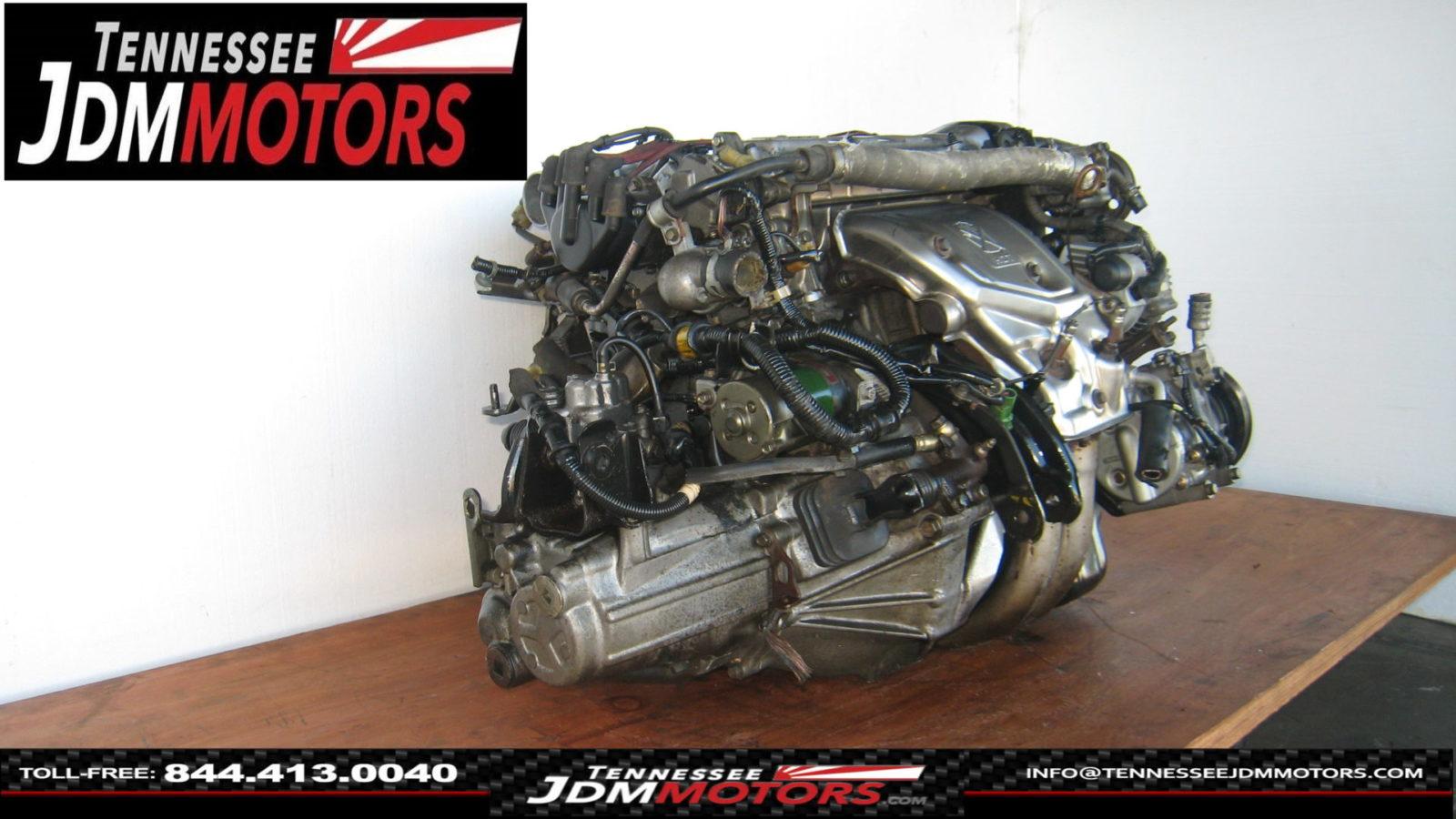B20a 88 91 Honda Prelude Dohc 20l W 5 Speed Manual Transmission